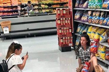 25 Walmart Folks Who Simply Crossed Every Line