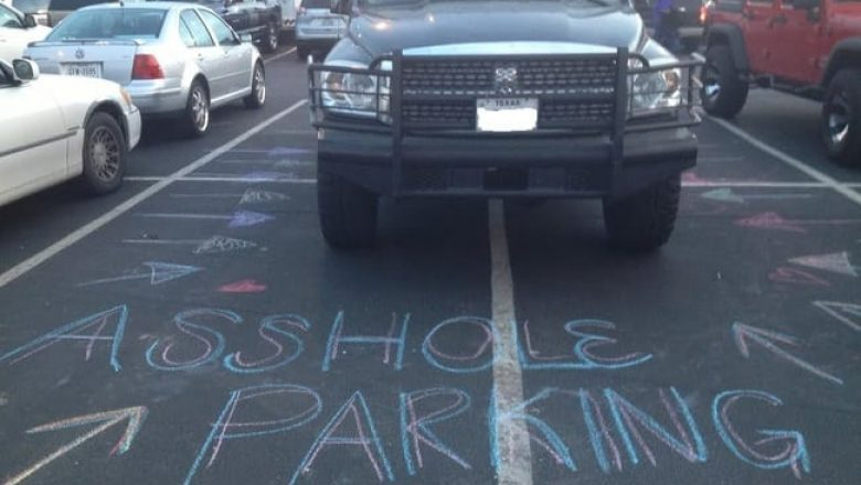 12 Parking Jerks Punished By Karma