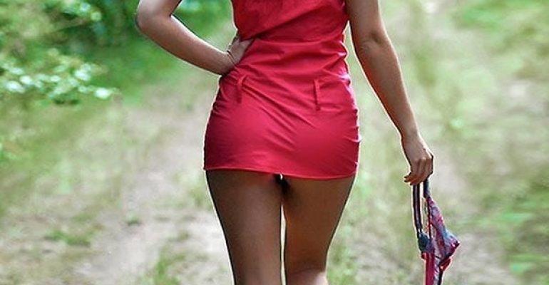 25 Girls Caught Doing Their Walk of Shame in The Morning