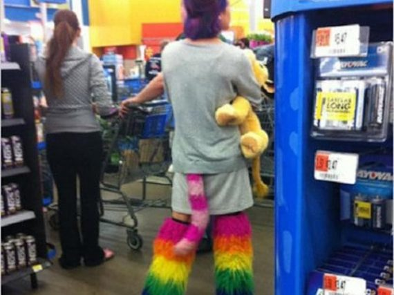 25 People From Walmart Stores You Won't Believe That They Really Exist