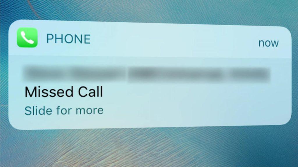 missed-call