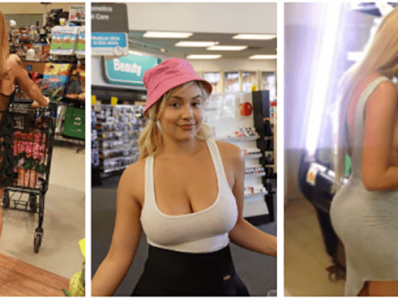 20 Women Who Do Not Feel Ashamed in Walmart