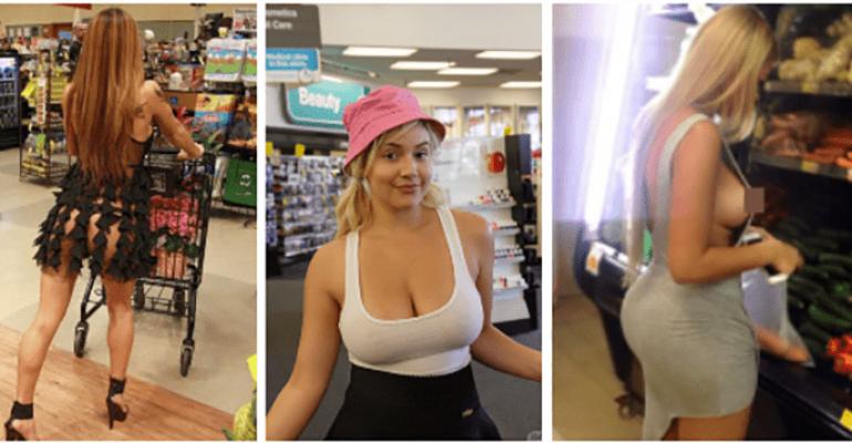 20 Women Who Do Not Feel Ashamed in Walmart