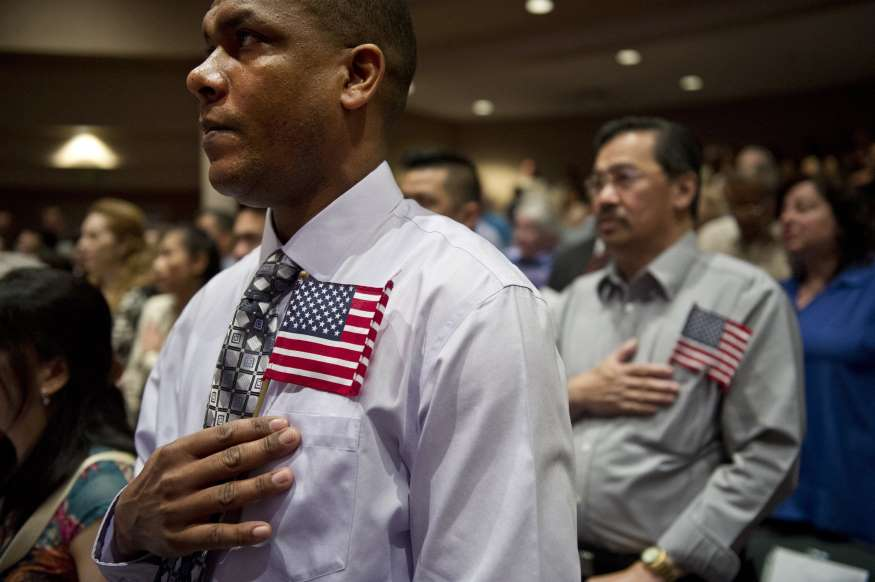7 Out of 10 Americans Couldn't Pass This Citizenship Test